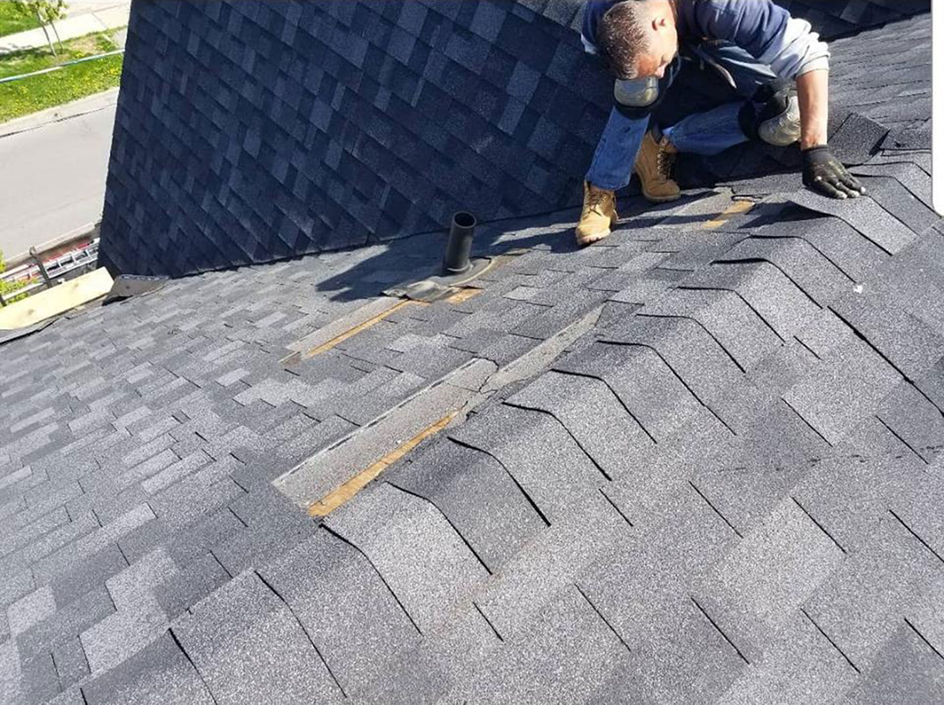 toronto roofer